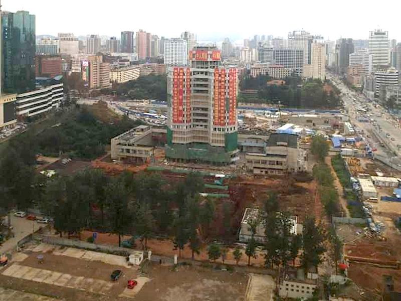 旧昆明工人文化宮