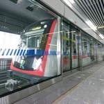 地下鉄1号線、2号線初期開通
